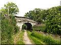 SJ8357 : Bridge 87 - Macclesfield Canal by Kim Fyson