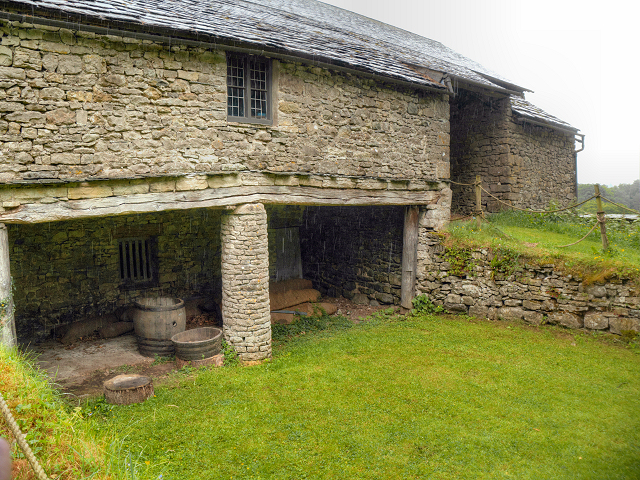 The Great Barn Sizergh Castle David Dixon Cc By Sa 2 0 Geograph Britain And Ireland