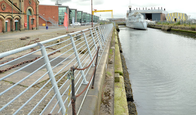 The Alexandra Dock, Belfast (2013)