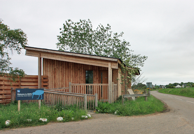 RSPB Hide - Udale Bay