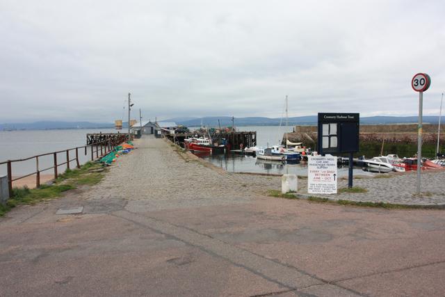 Cromarty Pier