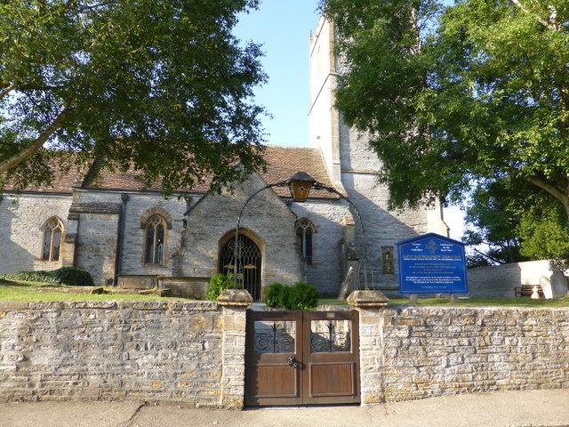 Saint Bartholomew Yeovilton