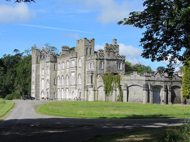 Dunsany Castle, Dunsany, Co. Meath