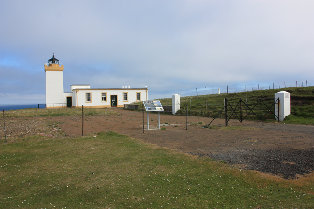 Duncansby Head Lighthouse