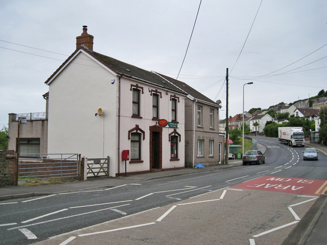 Post Office, Pwll