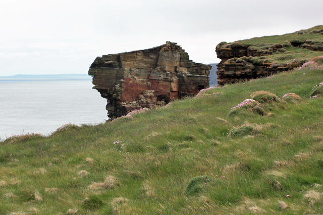 The Knee, Duncansby Head