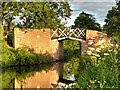 SP1764 : Bridge#49, Stratford-Upon-Avon Canal by David Dixon