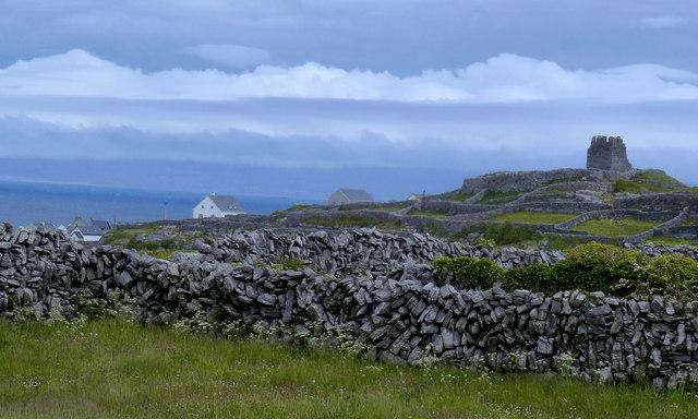 O Brien's Castle on Inis Oírr