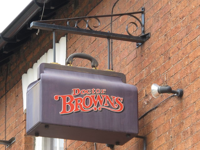 Dr Brown's, Corporation Road