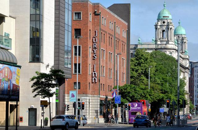 Hotels Near Belfast International