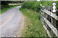 SP7823 : Swan's Way and other paths towards Marstonfields Farm by Philip Jeffrey