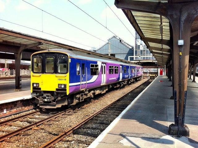 Preston Railway Station Car Park Charges