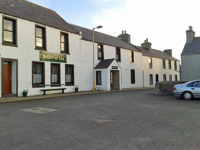 Bellevue Inn, S Margaret's Hope