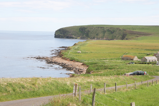Windwick and the coast