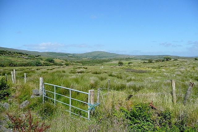 Moorland at Clashadoo