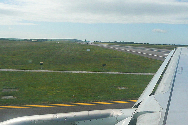 Arrival at Cork