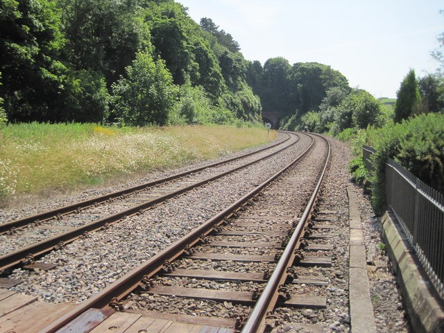 Furness Abbey railway station (site), Cumbria