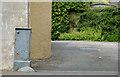 J2458 : Corner protection, Hillsborough by Albert Bridge