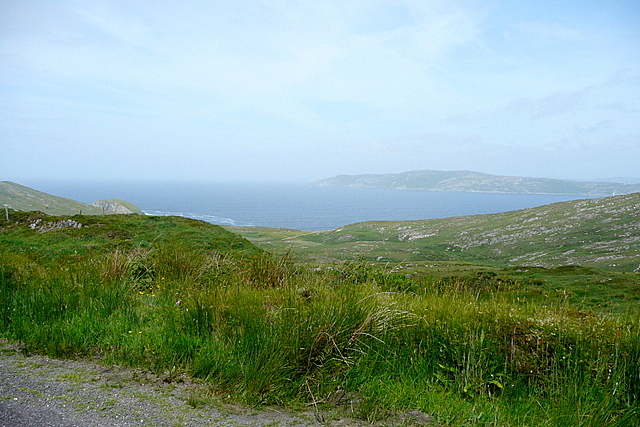 View below Knocknamadree