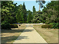 TQ0182 : Temple Gardens, Langley Park Country Park by Robin Webster