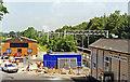 SJ7869 : Goostrey station by Ben Brooksbank