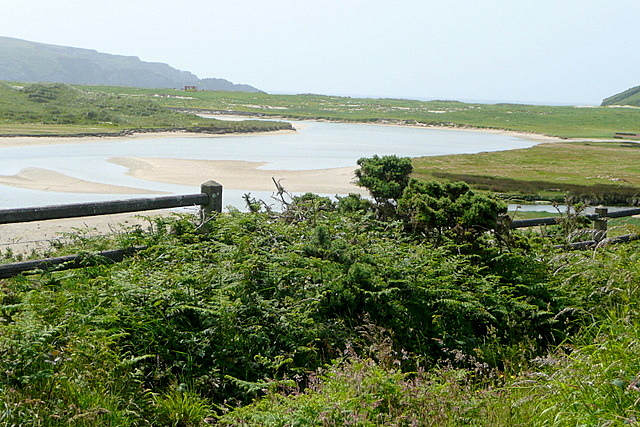 Estuary at Cannawee