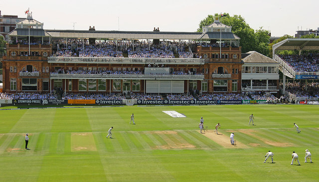 Day one of the Second Ashes Test, at Lord's