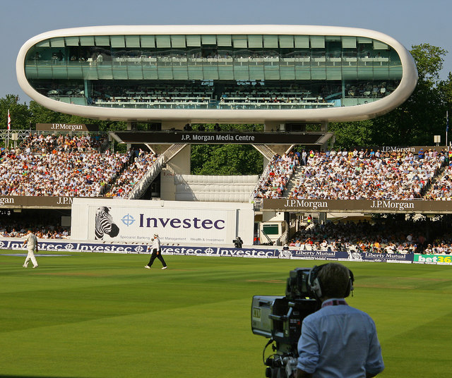 The Media Centre, Lord's Cricket Ground