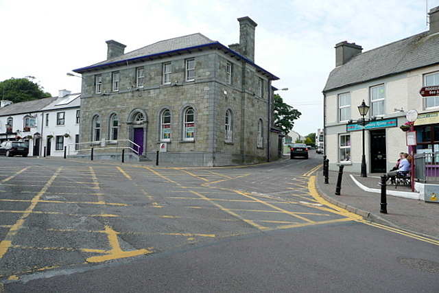 Junction of Main Street and Ardmanagh Road