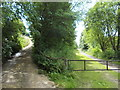 SE2203 : Tracks diverging south of Thurlstone by Neil Theasby