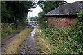 SP7420 : Footpath into Quainton by Philip Jeffrey