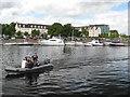 N0046 : Hodson Bay moorings by Jonathan Wilkins