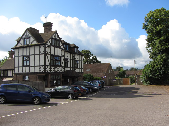 Barrington Lodge, Crawley