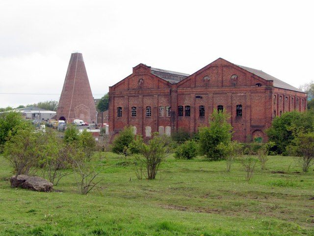 Old Power Station, Lemington