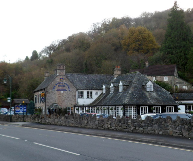 Royal George Hotel Tintern