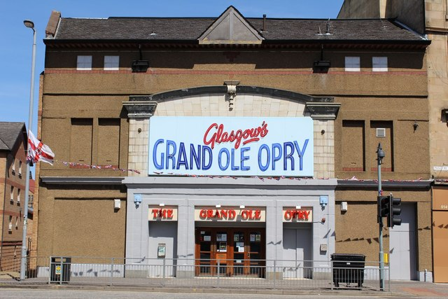 Glasgows Grand Ole Opry Leslie Barrie Geograph