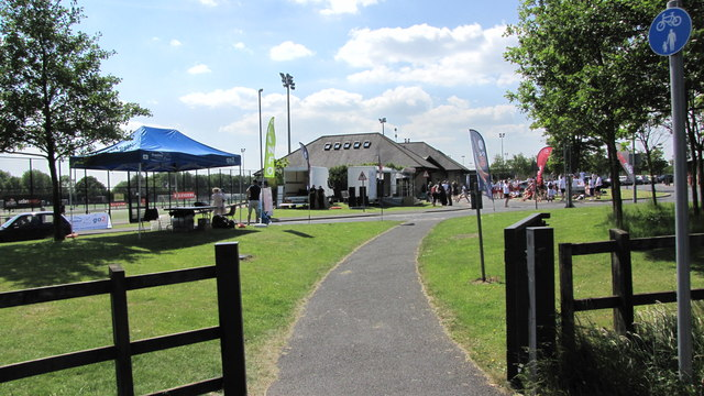 Preston Sports Arena