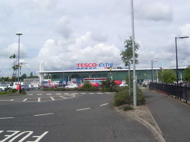 Tesco Extra Cumbernauld