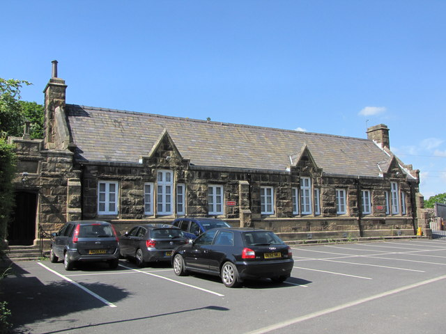 Broughton - in - Amounderness C. E. Primary School