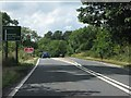 TL0999 : A47 nearing the junction for Southorpe by Peter Whatley