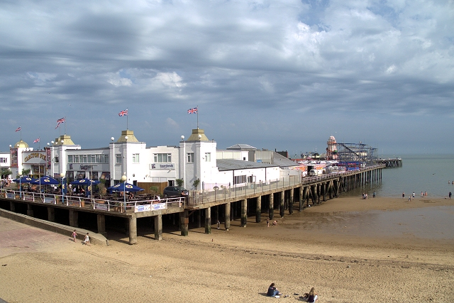 The Pier, Clacton-on-Sea