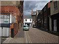 TA0928 : Dagger Lane towards Posterngate, Hull by Ian S