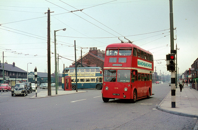 British Trolleybuses - Manchester