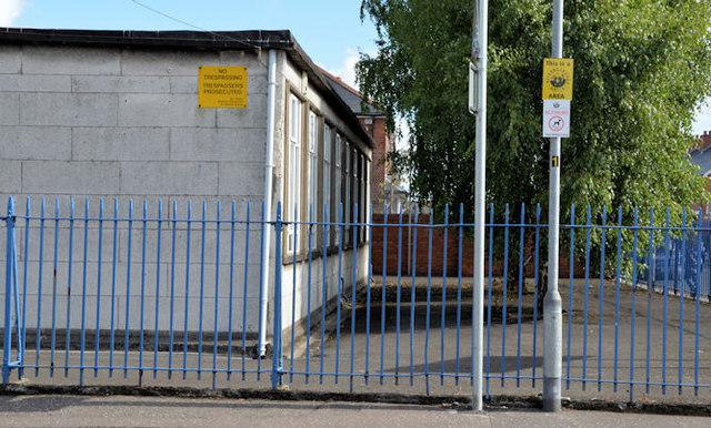 Victoria Park Primary School, Belfast (2013-4)