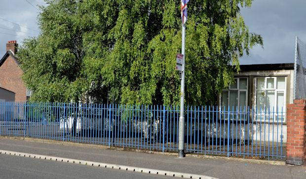 Victoria Park Primary School, Belfast (2013-5)