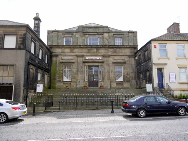 Salvation Army Citadel, North Shields