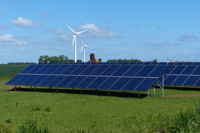 Renewable Energy At The Laurels Farm 169 Mat Fascione Cc By
