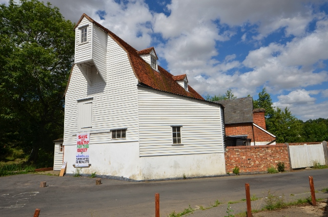 Alderford Street Mill