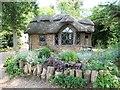 SP2556 : Granny's Summerhouse, Charlecote Park by David Dixon
