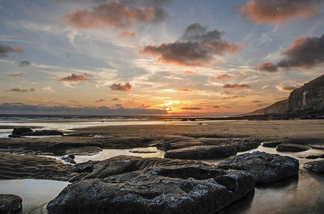 Dunraven Bay - Glamorgan